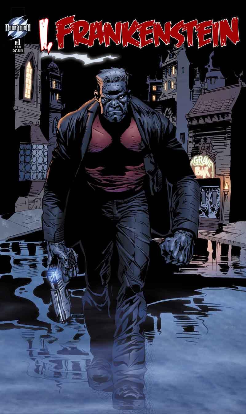 I-Frankenstein-Comic-Book