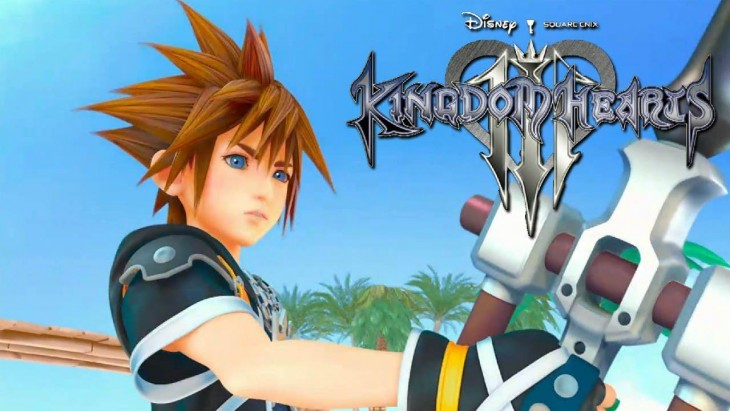 Kingdom Hearts 3 Teaser Trailer E3 (1)