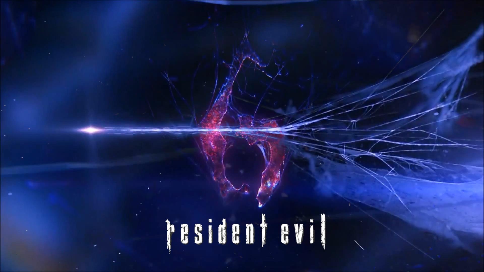 Resident-Evil-6-Wallpaper-Logo