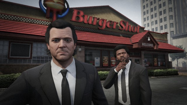 GTA V Royale With Cheese - Hjango