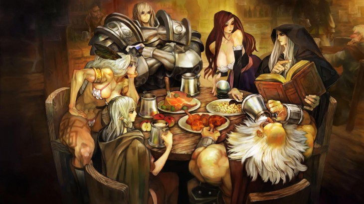 dragons crown featured
