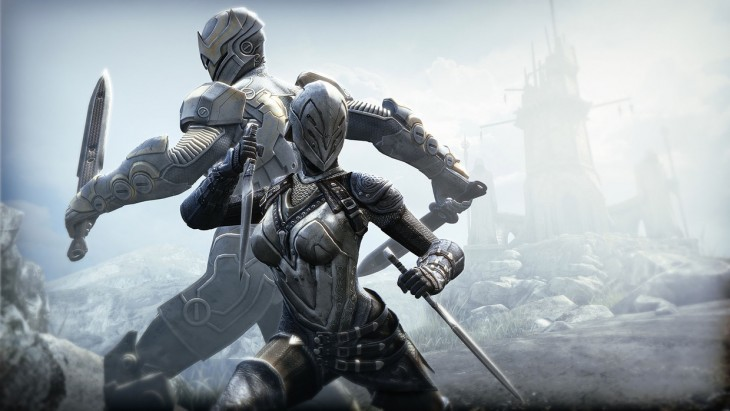 infinity_blade Feature