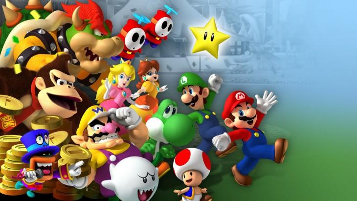 -Video-Games-Mario-Fresh-New-Hd-Wallpaper--