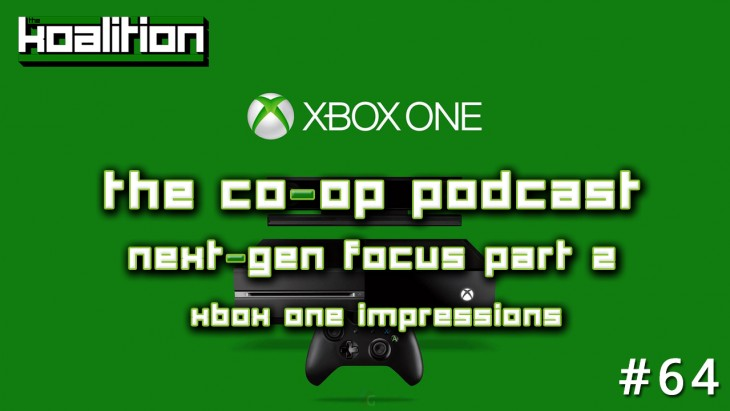 xbox one co-op impressions featured