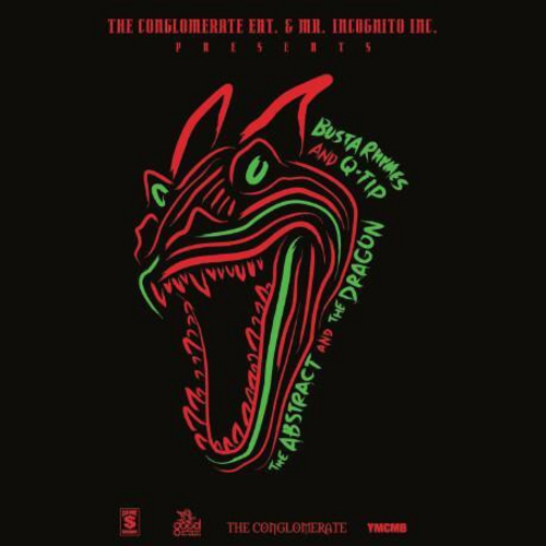 Busta Rhymes Q-Tip The_Abstract_And_The_Dragon-front-large