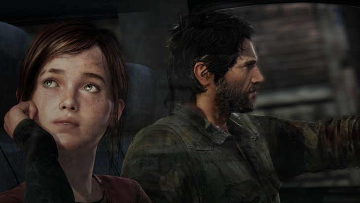 1) The Last Of Us