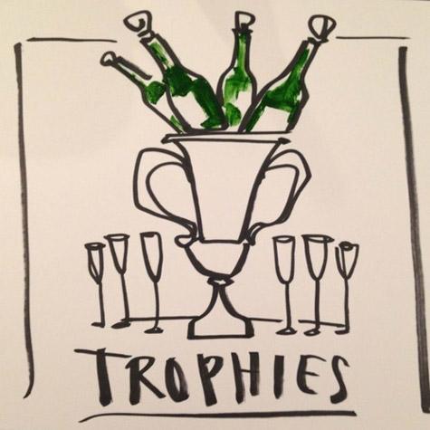 drake - trophies
