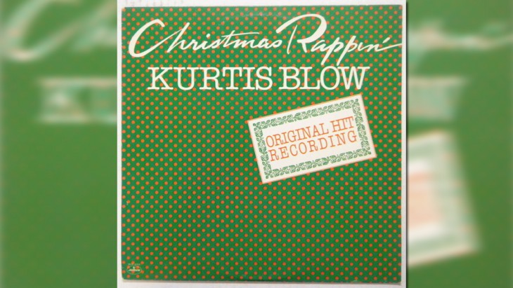 kurtis blow christmas rappin featured