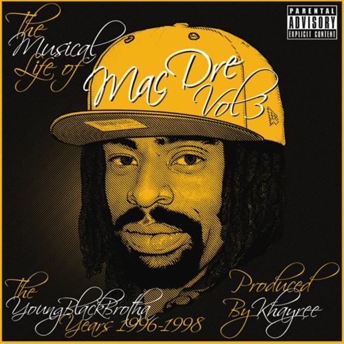 mac dre cover hip-hop release dates