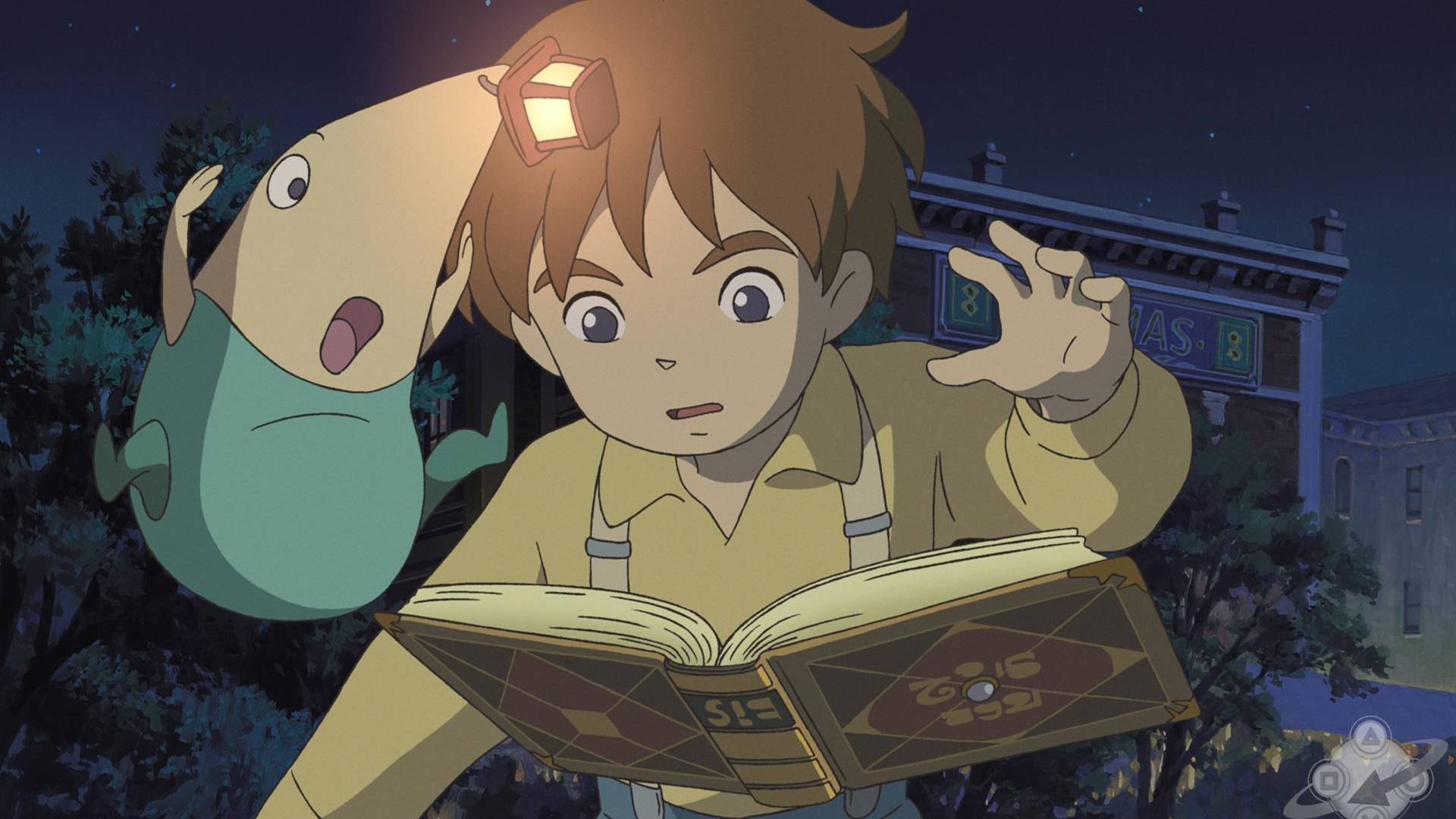 3. Ni No Kuni: Wrath of The White Witch