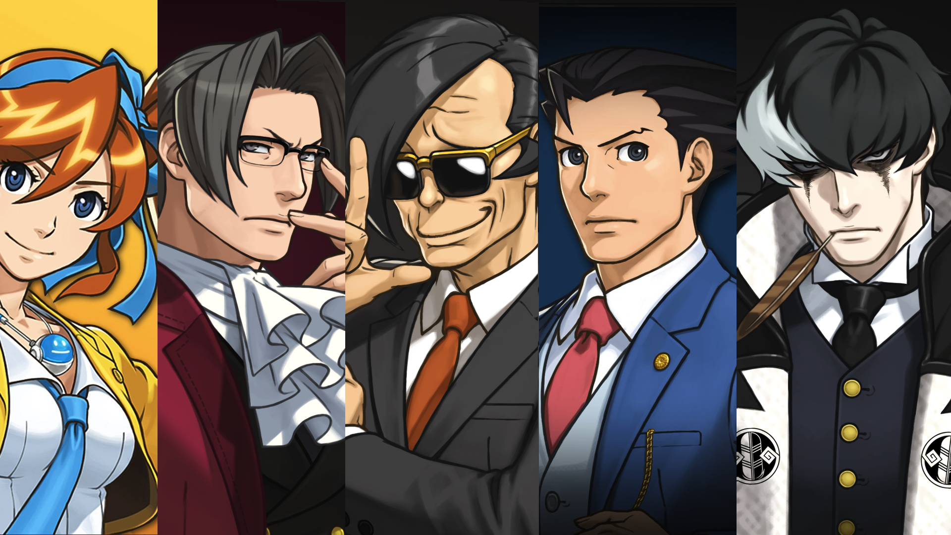 4) Phoenix Wright: Ace Attorney - Dual Destinies