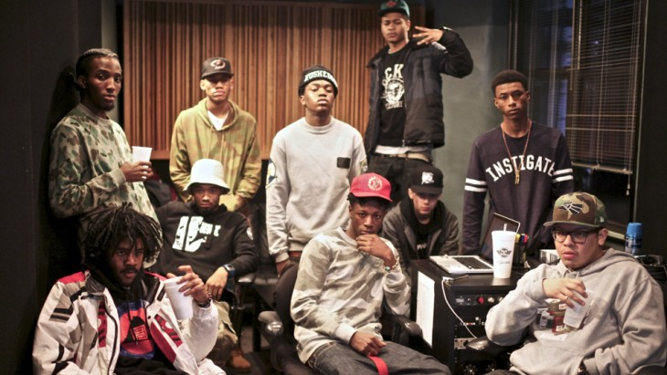 pro era hip-hop release dates