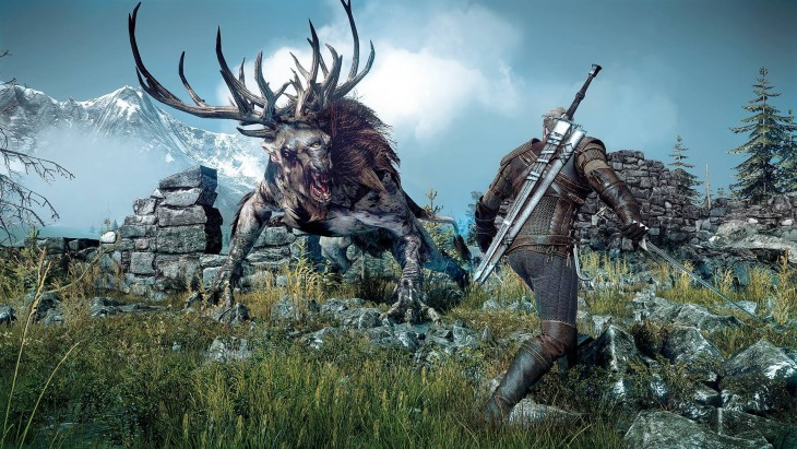 witcher 3 image