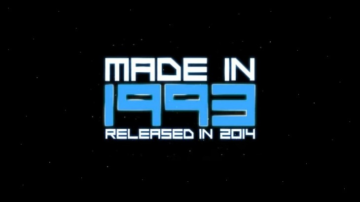 1993 space machine title image