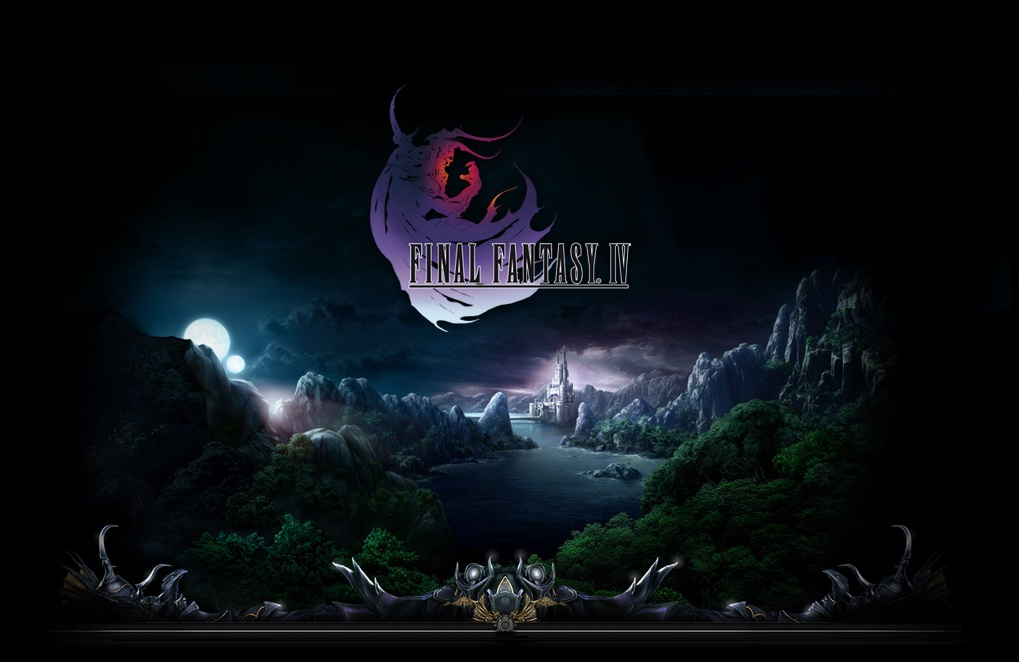 final fantasy 4 wallpaper