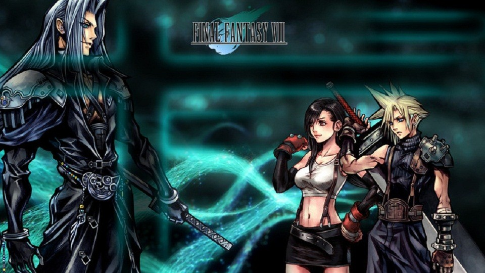 final fantasy 7 wallpaper 2
