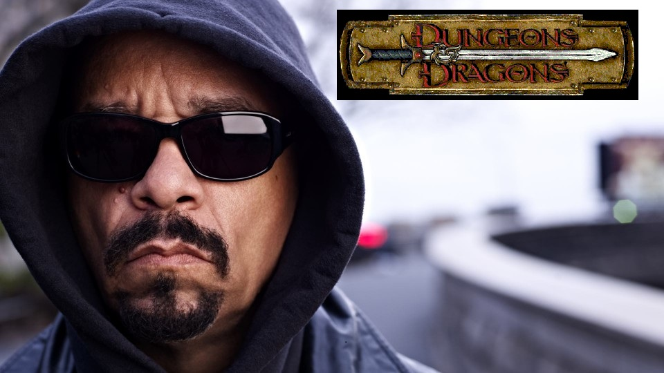 ice-t dungeons and dragons