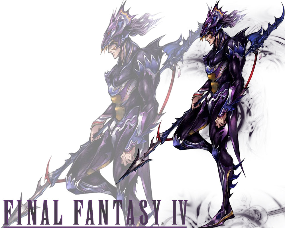 Final fantasy kain wallpaper - photo#3