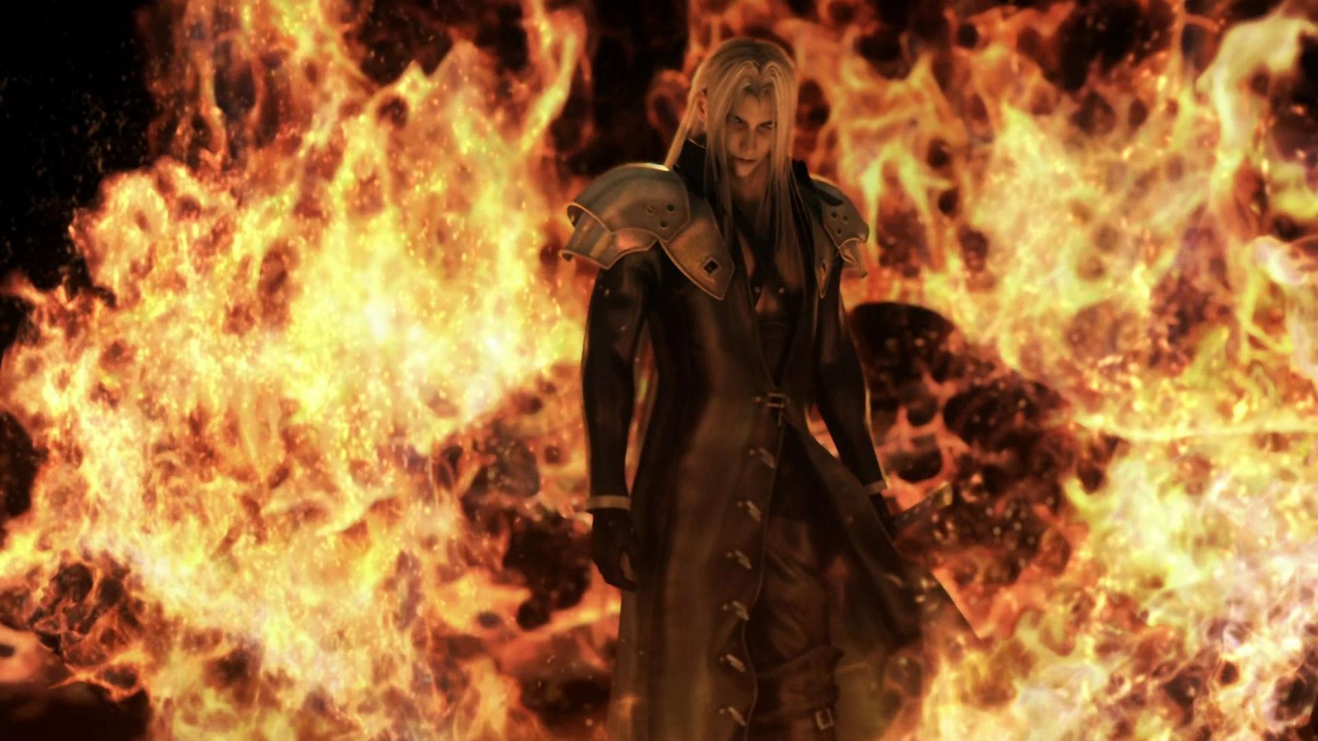 sephiroth villain