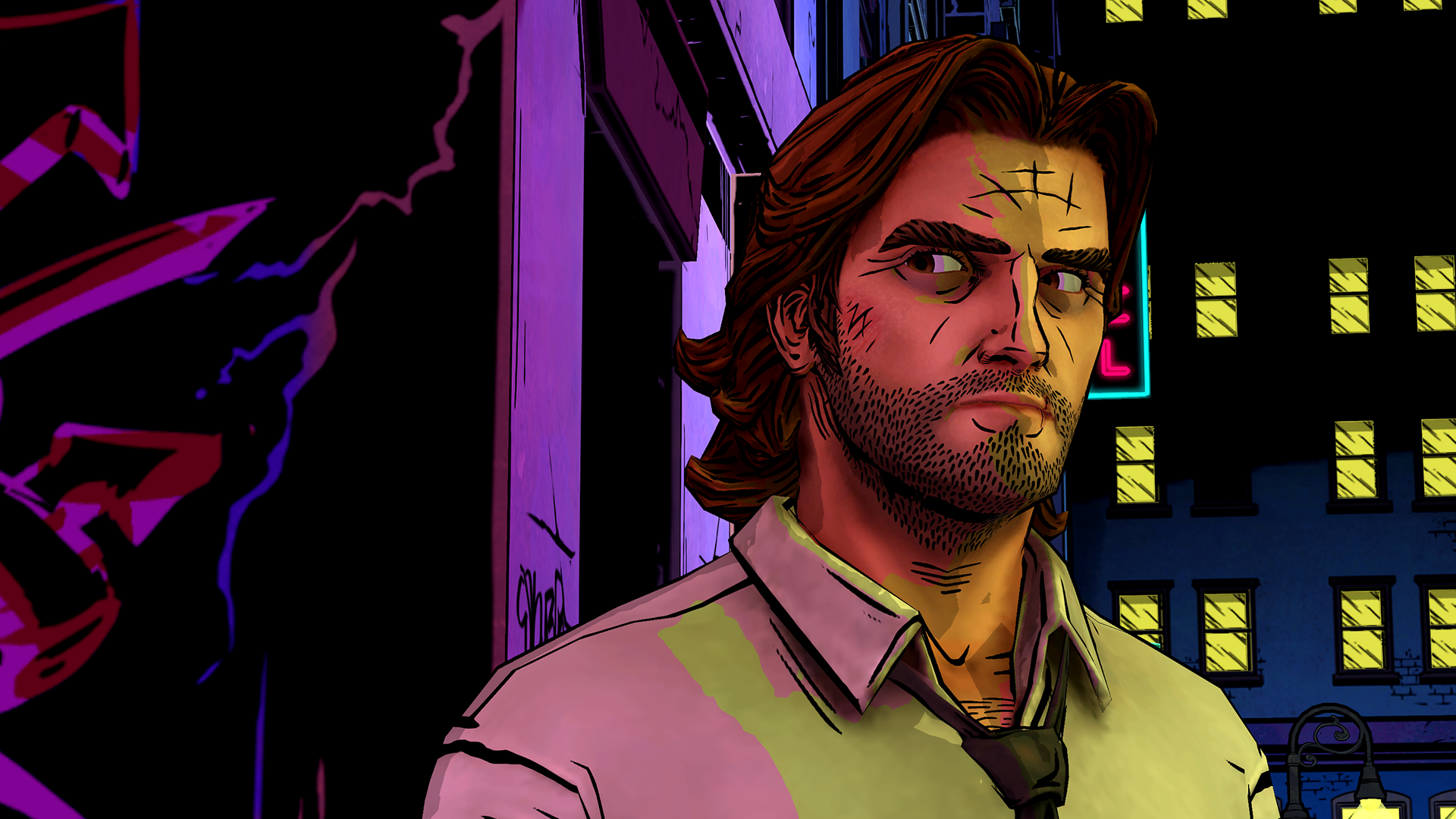 The Wolf Among Us Bigby Wolf The Wolf Among Us