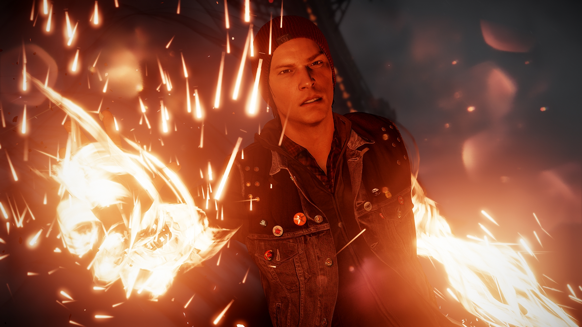 inFAMOUS_Second_Son epic fire