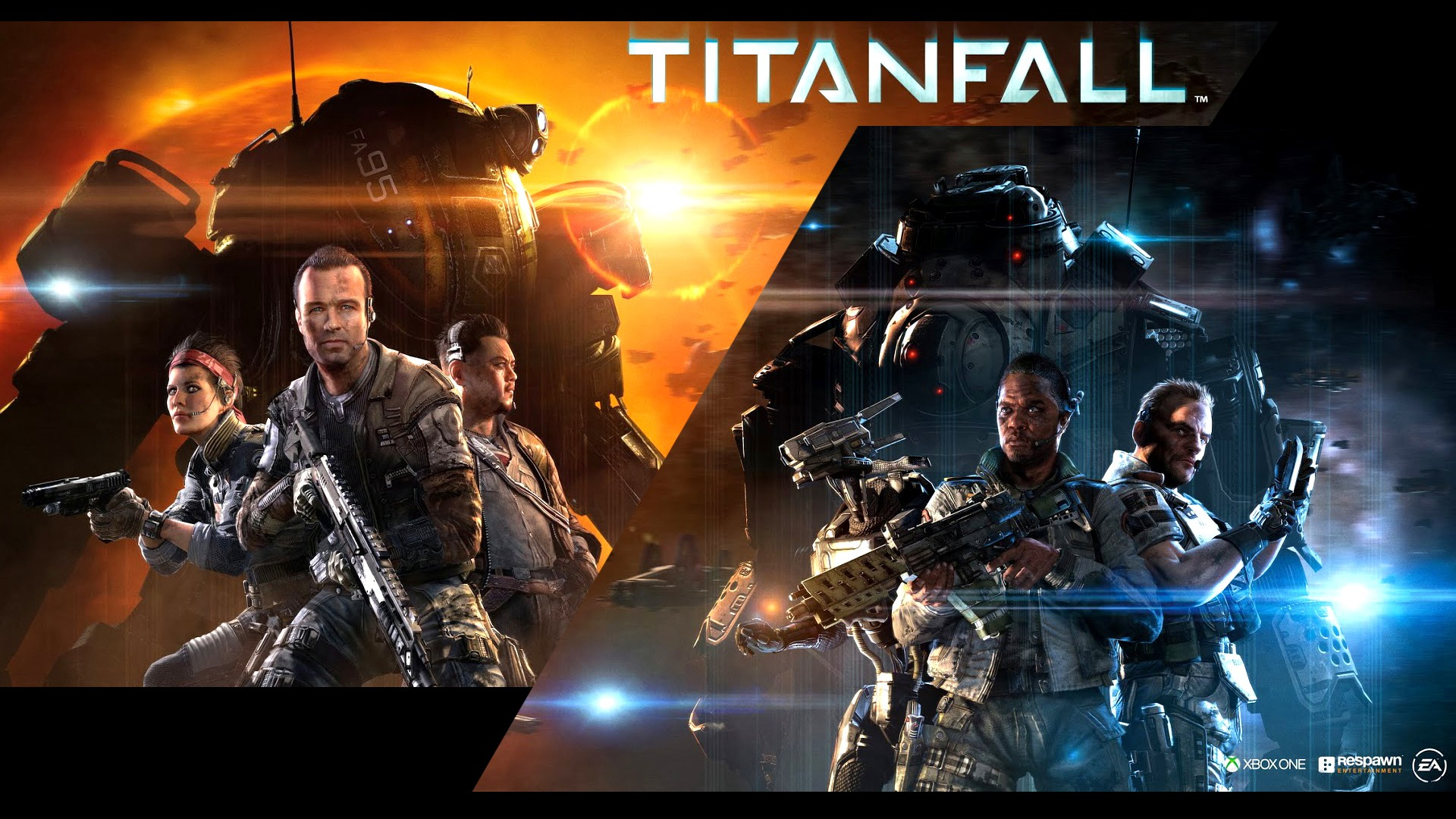 The Titanfall campaign is average at best and proves that storytelling isn't Respawn's strong point.