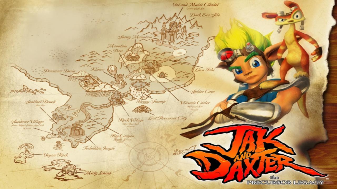 JandD Map