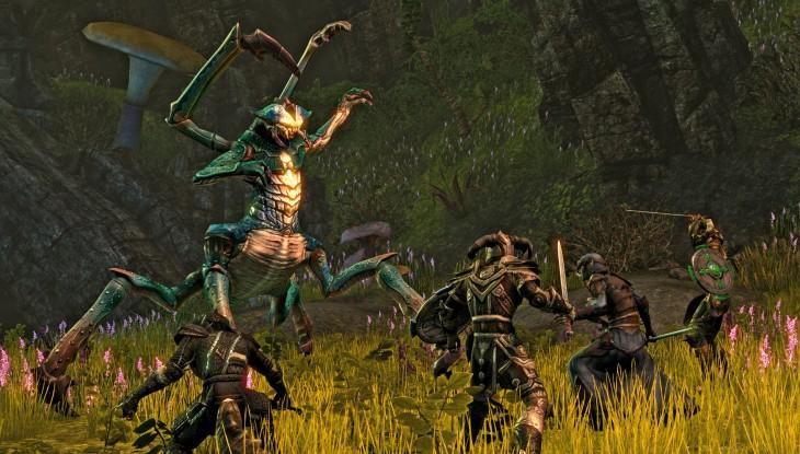 The-Elder-Scrolls-Online-group dungeon