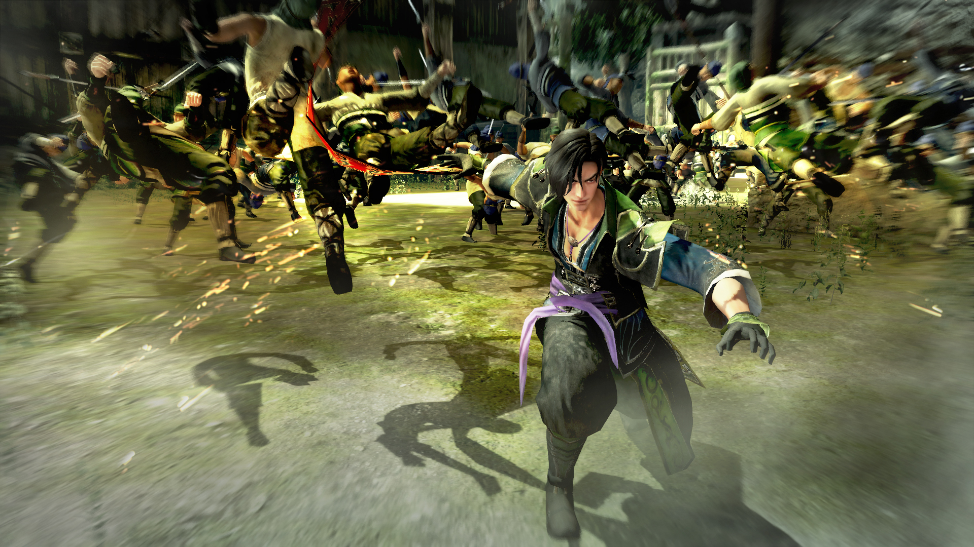 dynasty warriors 8 review features image