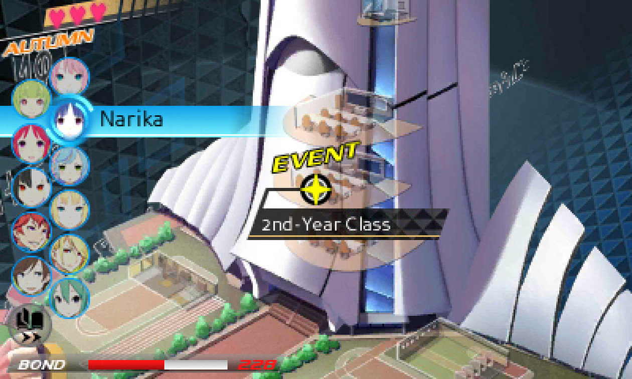 map Conception II