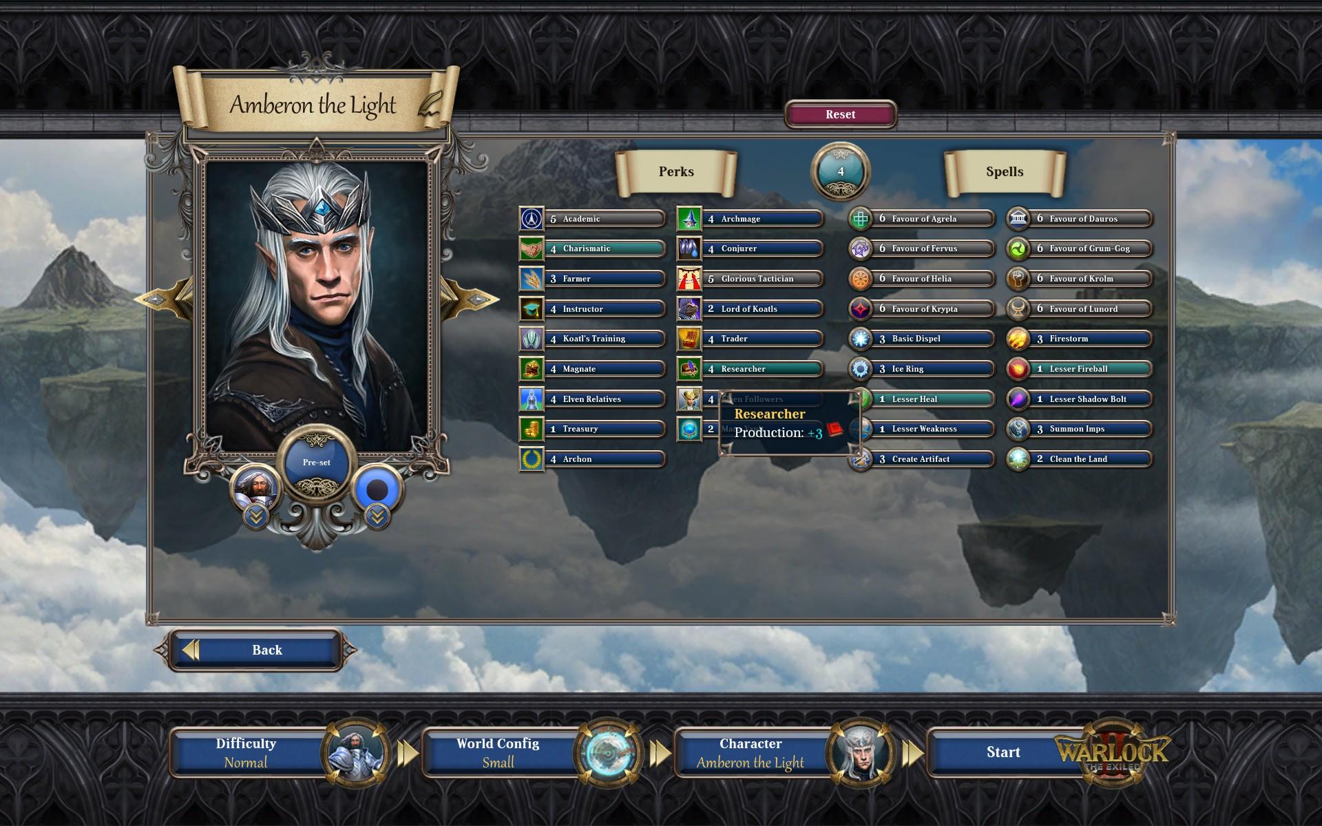 warlock 2 screenshot 1