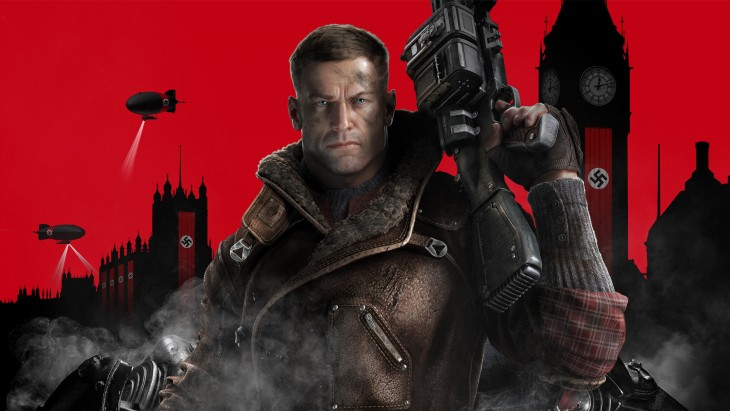 "William ""B.J."" Blazkowicz is back for another bloody adventure."