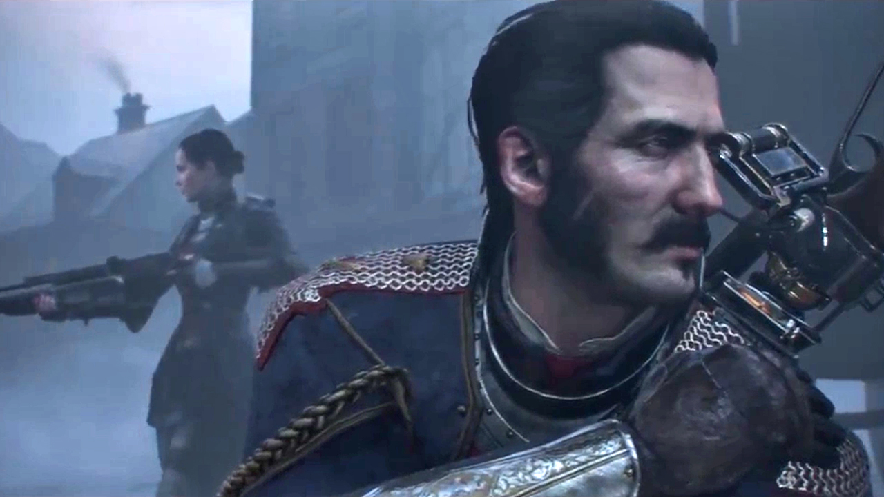 Sony shows The Order 1886 gameplay