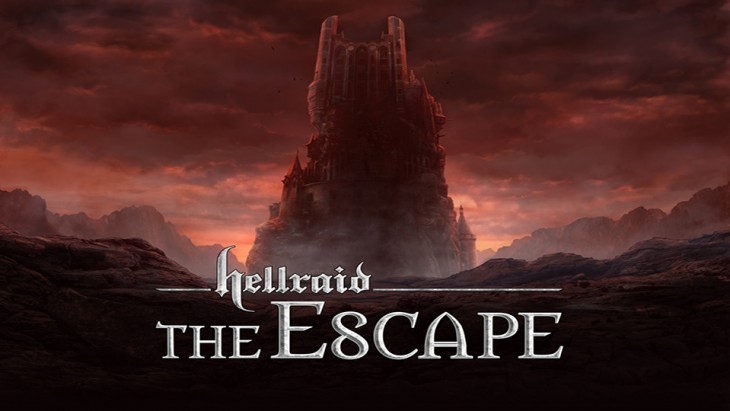 title_art_hellraid_the_escape