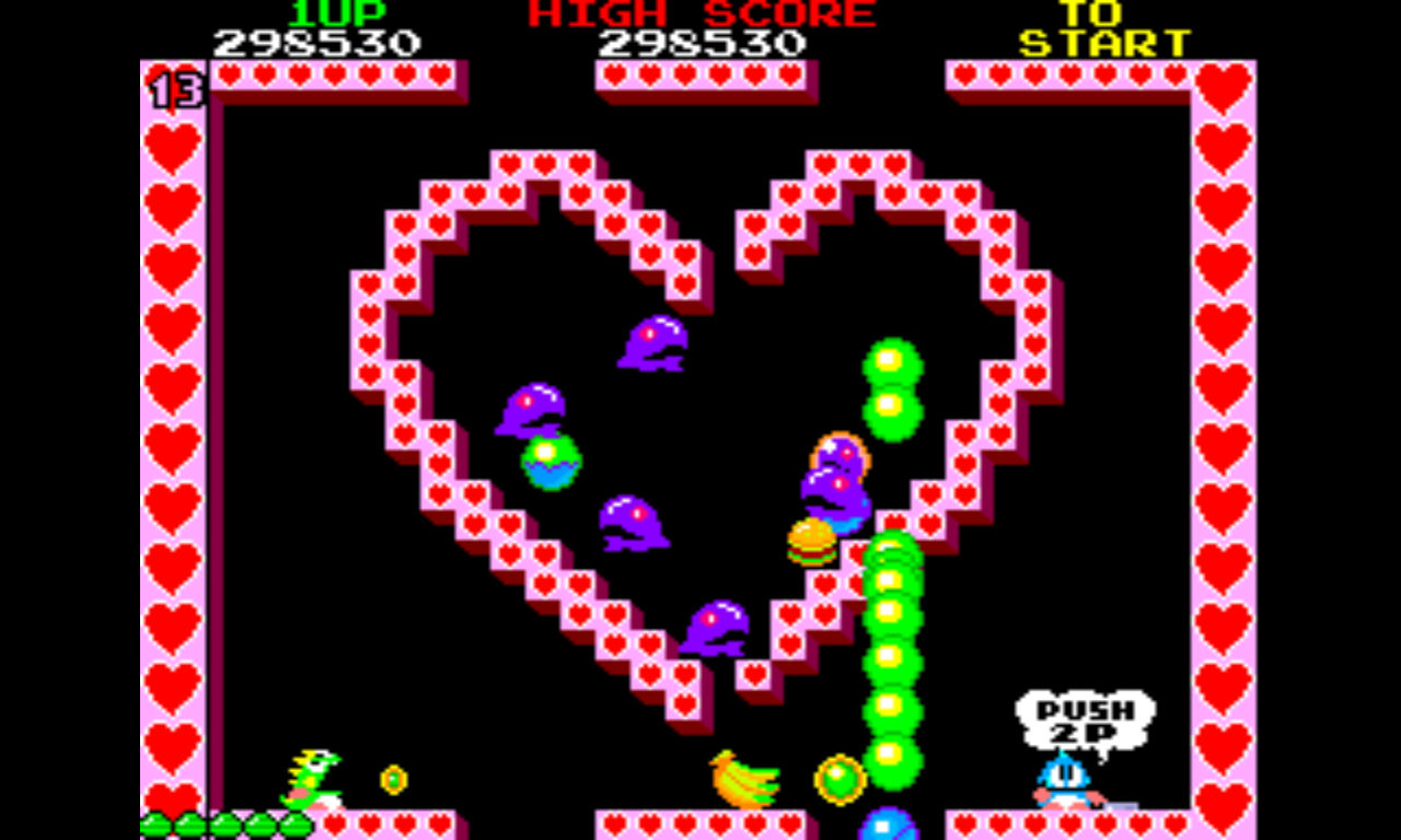 bubble bobble video