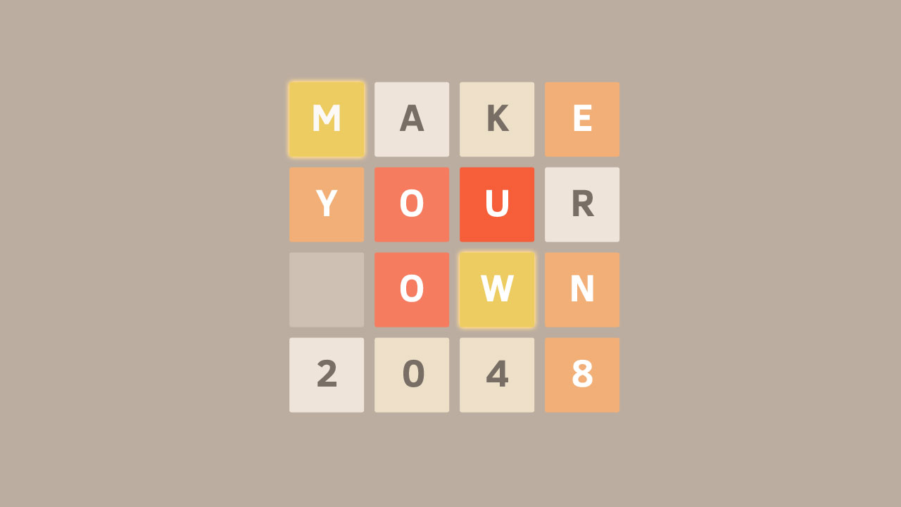 2048 is one game that is changing the landscape of casual games right now.
