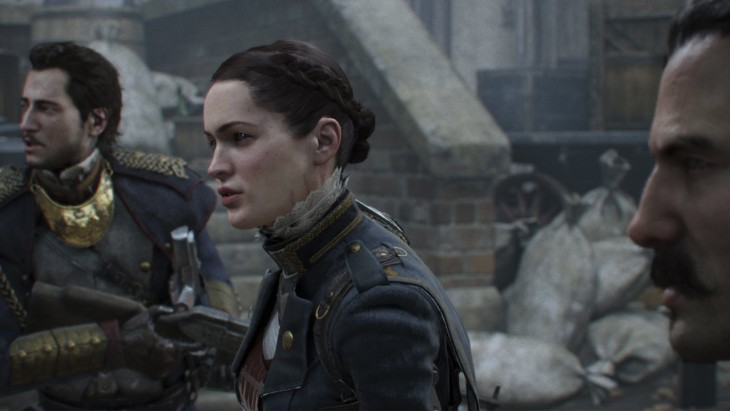 The Order: 1886 is definitely the best looking PS4 currently in development.