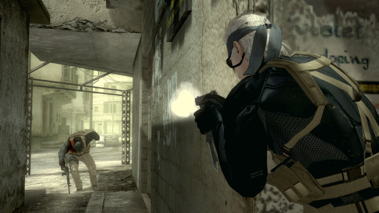 Metal Gear Solid 4 remake