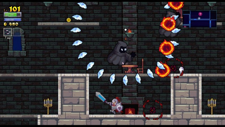 Rogue Legacy Review_MainPic