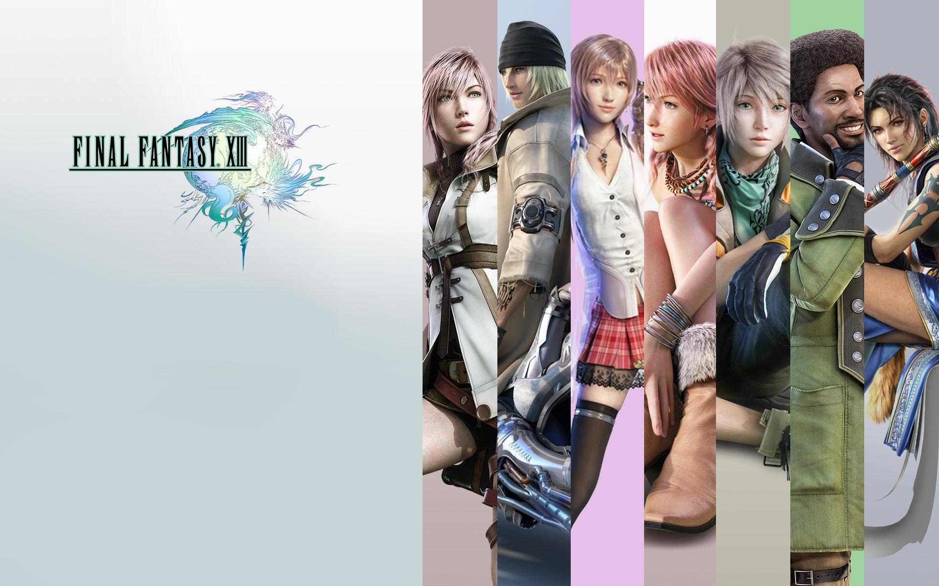 Final Fantasy XIII trilogy remaster?