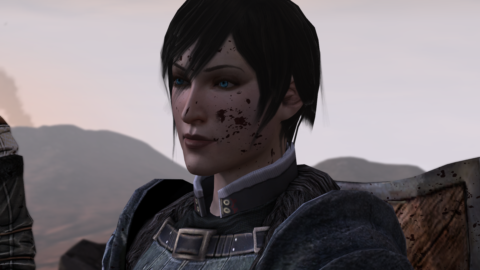 dragon age inquisition how to change the look of hawke