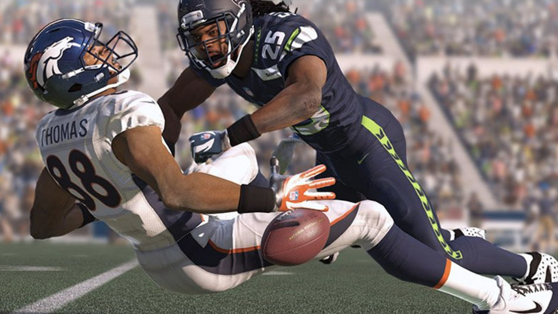 Defense is at the forefront of this year's Madden NFL experience.