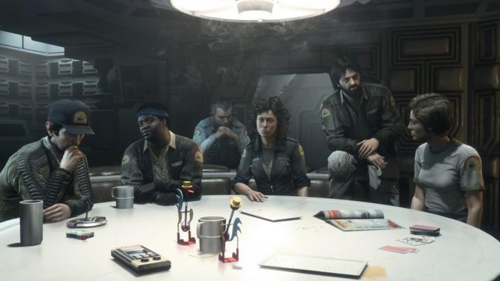 Alien Isolation - Crew Expendable