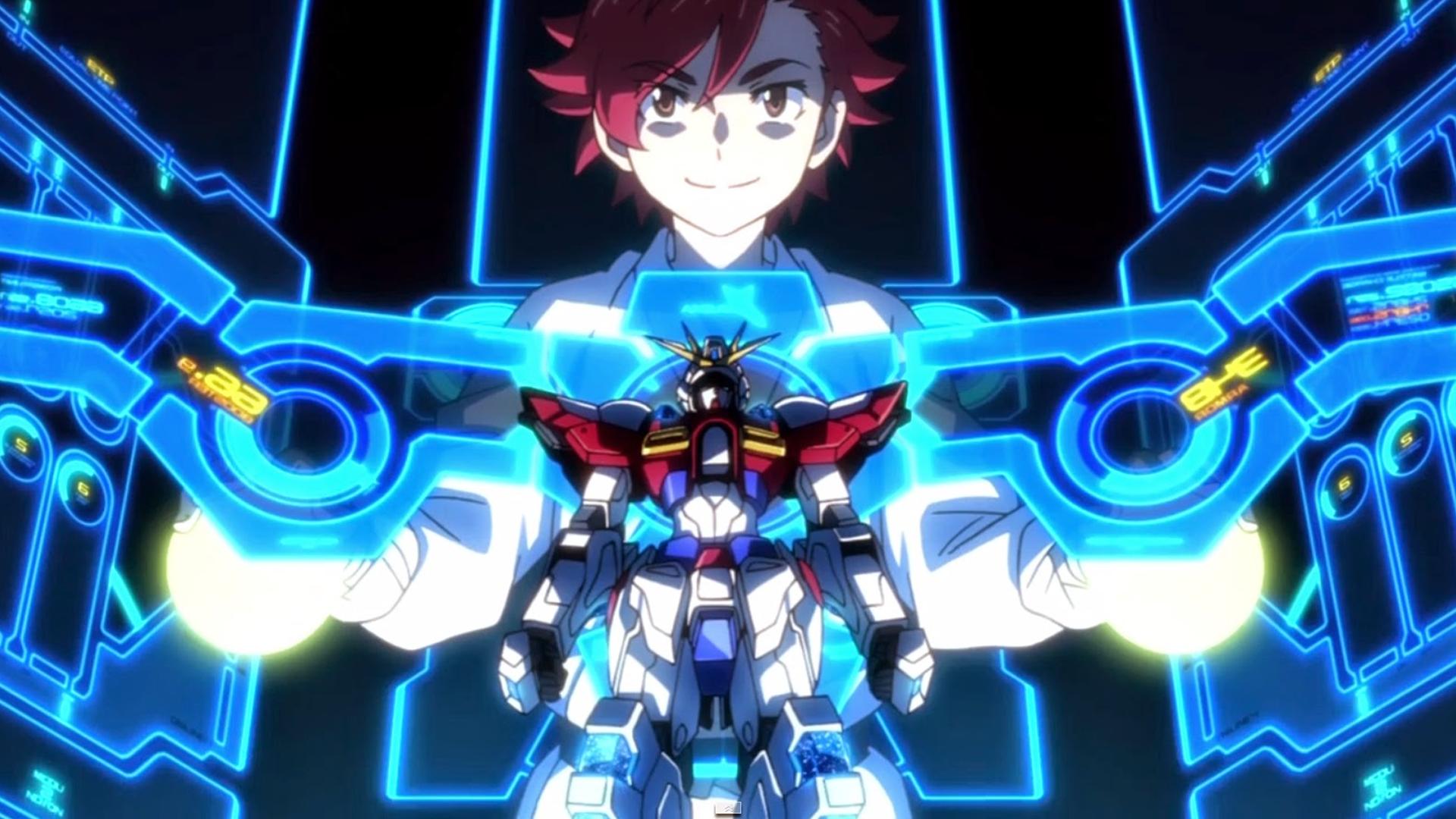 GundamBuildFighters