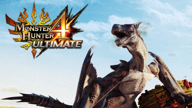 Monster Hunter 4 Ultimate - Dragon