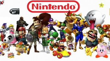 Nintendo-Characters