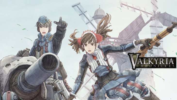 Valkyria Chronicles hero