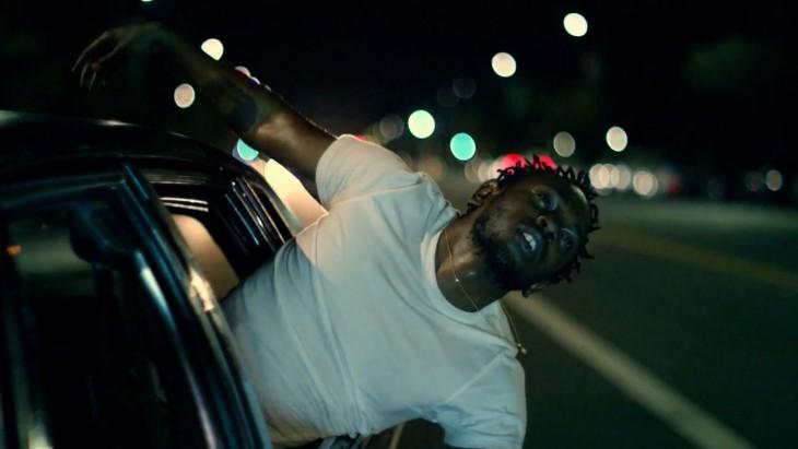 Kendrick Lamar - i featured
