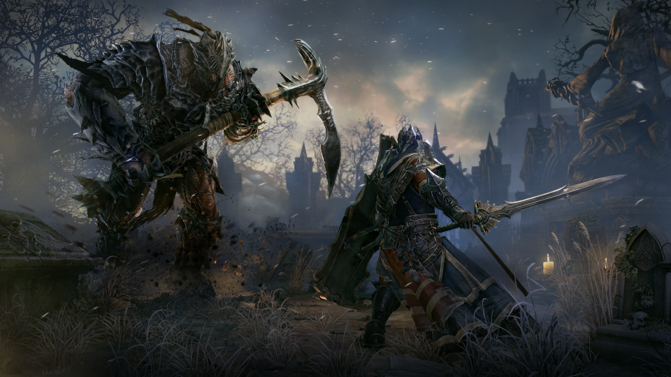 lords of the fallen art 1