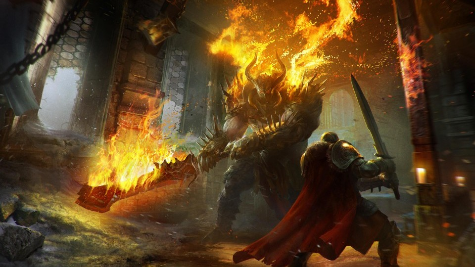 lords of the fallen art 2